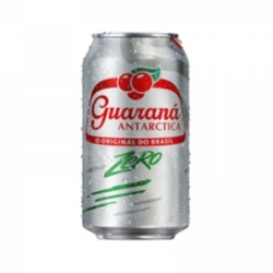 Guaraná Antarctica Zero 350ml, Guaraná Antarctica Zero 350ml